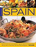 Cooking of Spain Over 65 Delicious & Authentic Regional Spanish Recipes