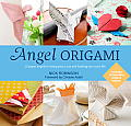 Angel Origami 15 Paper Angels to Bring Peace Joy & Healing Into Your Life