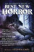 Mammoth Book of Best New Horror 23