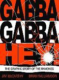 Gabba Gabba Hey The Ramones Graphic