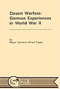 Desert Warfare: German Experiences in World War II