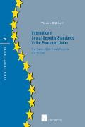 International Social Security Standards in the European Union - The Cases of the Czech Republic and Estonia
