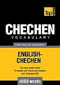 T&P English-Chechen vocabulary 5000 words