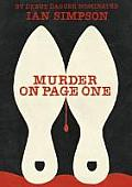 Murder on Page One