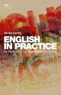 English in Practice: In Pursuit of English Studies Cover