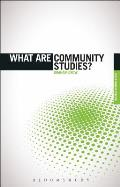 What Are Community Studies? (What Is? Research Methods)