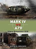 Mark IV vs A7V Villers-Bretonneux...