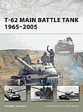 T-62 Main Battle Tank 1965-2005 Cover