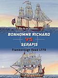 Bonhomme Richard vs Serapis Cover