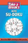 Take a Break: More Sudoku