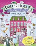 Doll's House Sticker Book: Decorate Your Very Own Victorian Home!