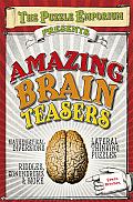 The Puzzle Emporium Presents Amazing Brain Teasers