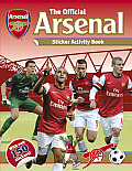 Official Arsenal Sticker Activity Book