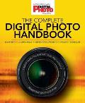 The Complete Digital Photo Handbook: Your #1 Guide for Inspirational Photography