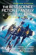 Best Science Fiction & Fantasy of the Year Volume Eight