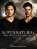 Supernatural: The Official Companion Season 7 Cover