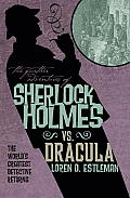 Sherlock vs. Dracula (Further Adventures of Sherlock Holmes) Cover