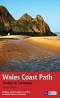 Wales Coast Path: Tenby-Swansea