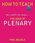 The Book of Plenary: Here Endeth the Lesson...