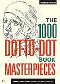 1000 Dot To Dot Book Masterpieces