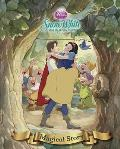 Disney Princess Snow White Magical Story