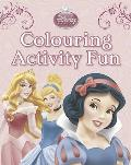 Disney Princess: Colour Activity Fun
