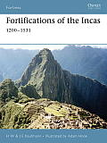 Fortifications of the Incas: 1200-1531 Cover