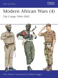 Men-At-Arms #492: Modern African Wars (4): The Congo 1960-2002