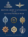 British Army Cap Badges of the Second World War Cover