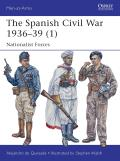 Men-At-Arms #495: The Spanish Civil War 1936-39 (1): Nationalist Forces
