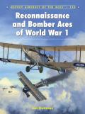 Aircraft Of The Aces #123: Reconnaissance & Bomber Aces Of World War 1 by Jon Guttman