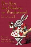 Der Alice Ihre Obmteier Im Wunderlaund