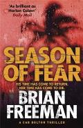 Season of Fear: a Cab Bolton Thriller
