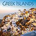 Cal16 Greek Islands Wall Calendar 2016