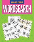 Large Print Wordsearch (Large Print)