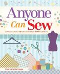 Anyone Can Sew