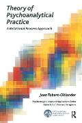 Theory of Psychoanalytical Practice (IPA: Psychoanalytic Ideas and Applications)