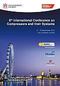 8th International Conference on Compressors and Their Systems: 9-10 September 2013, City University London