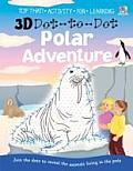 3d Dot-to-dot Polar Adventure