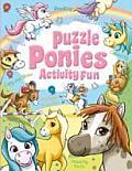 Puzzle Ponies Activity Fun