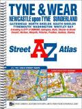 Tyne & Wear Street Atlas