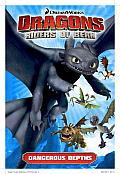 DreamWorks' Dragons: Riders of Berk - Volume 2: Dangers of the Deep (How to Train Your Dragon TV) (How to Train Your Dragon Graphic Novels)