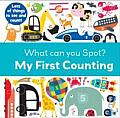 What Can You Spot? Counting