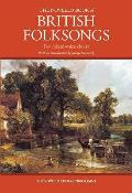 Novello Book of British Folksongs for Mixed-voice Choirs