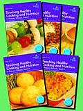 Teaching Healthy Cooking and Nutrition in Primary Schools Series Pack 2nd Edition