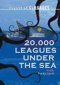 20,000 Leagues Under The Sea (Essential Classics) by Jules Verne