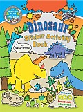 The Wonderful World of Simon Abbott: Dinosaurs Sticker Activity Book (Wonderful World of Simon Abbott)