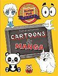 Cartoons and Manga