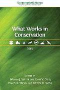 What Works in Conservation: 2015
