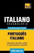Vocabulario Portugues-Italiano - 3000 Palavras Mais Uteis